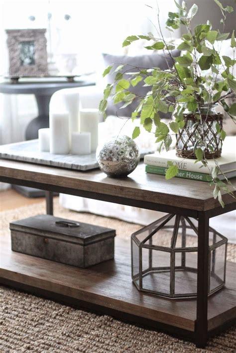 how to decorate a coffee table with a tray simple timeless ideas how to decorate a glass coffee table