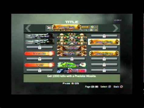 best titles cod mw3 the best titles and emblems worth going for and