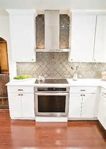 Moroccan Tile Kitchen Backsplash Traditional With A Twist A Kitchen Update That Retains
