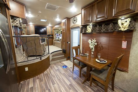 Fifth Wheel Front Living Room by Open Range 3x 386flr Fifth Wheel For Sale All Seasons Rv