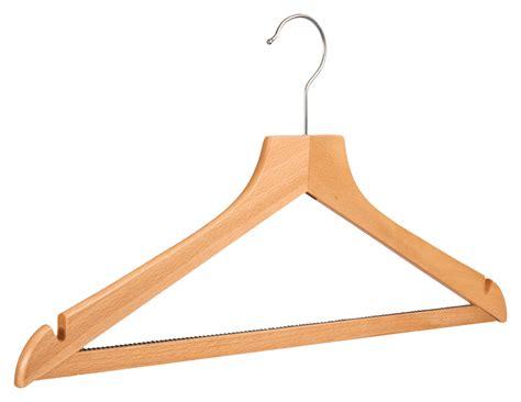 photo hanger wooden clothes hanger transparent png stickpng