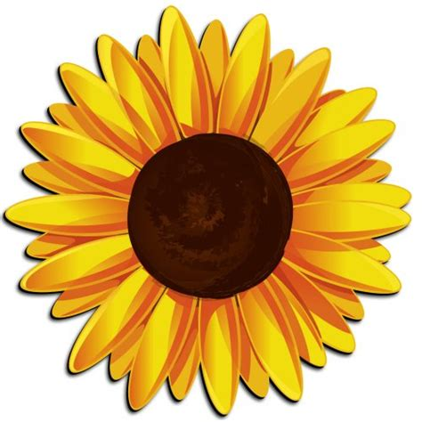 printable sunflower images sunflower clipart clipartion com