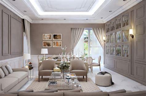 luxury villa interior design services  dubai mouhajer