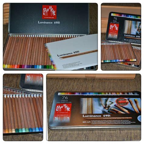 caran d ache luminance colored pencils review luminance colored pencils by caran d ache parka