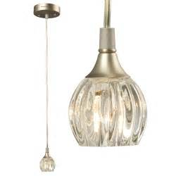 Clear Mini Pendant Lights Mini Pendant Pewter With Clear Glass 6x9yu Sescolite Lighting