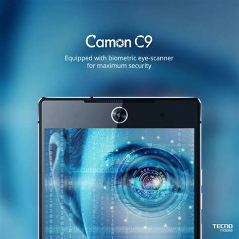 see official tecno camon c9 retail price in nigeria. see