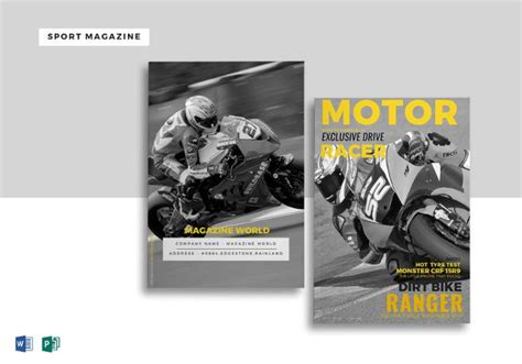 31 creative magazine print layout templates for free 31 creative magazine print layout templates for free