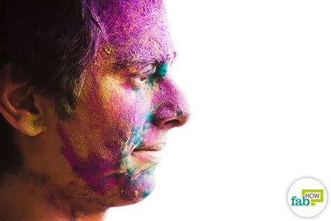 how to remove color from skin how to remove holi colors from skin top 5 methods