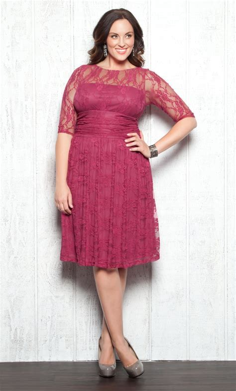 Plus size wedding guest dresses for summer 2016   Style Jeans