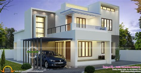 1900 square 4 bhk contemporary home kerala home design and floor plans contemporary 3 bhk 1700 sq ft house kerala home design and floor plans