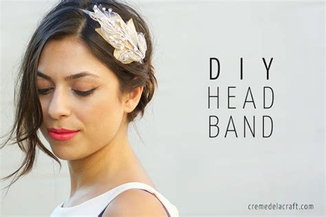 Wedding Hair Accessories To Make by Diy Beaded Bridal Headband