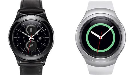 Samsung Gear S 2 Second gear s2 vs moto 360 a second generation battle tech