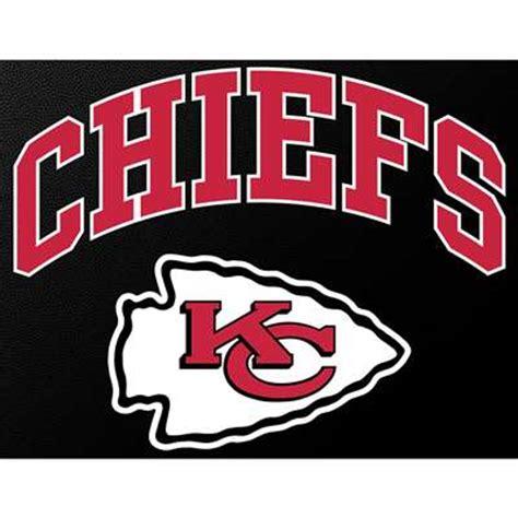 chiefs colors kansas city chiefs color die cut transfer decal 6 quot x 6 quot