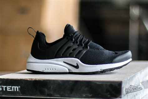 Sepatu Nike Air Presto Acronym Low Black White Premium Quality air presto nikeid black