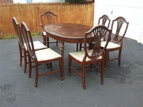 1920 Dining Room Set | 1920 s dining room set 1920 s style pinterest