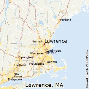 best places to live in lawrence, massachusetts