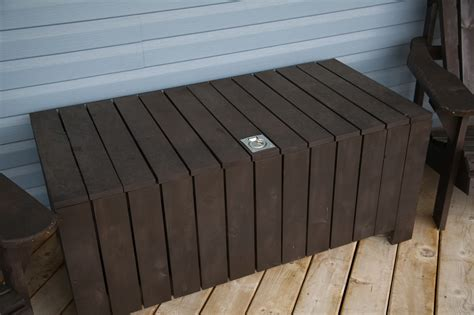 outdoor modern storage shed bench ideas patio seating
