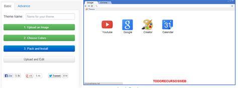 themes za google chrome themebeta temas alternativos para el navegador google