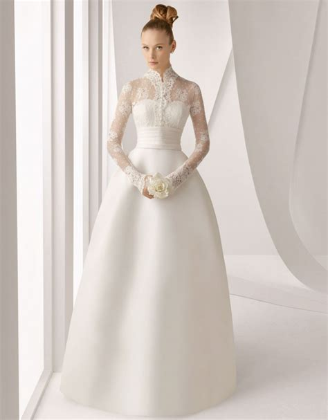 14 Most Beautiful Designer Wedding Gowns For Winter 2009 2010 by Inner Peace In Your The Most Beautiful Wedding Dress