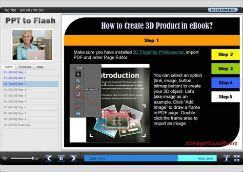 Olvideo Free Powerpoint To Flash Full Windows 7 Screenshot Free Powerpoint For Windows 7