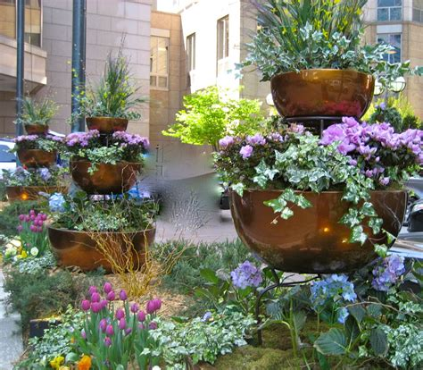 Pots In Gardens Ideas Flower Pot Garden Ideas Flower Garden Ideas For Small Yards Home Furniture And Decor