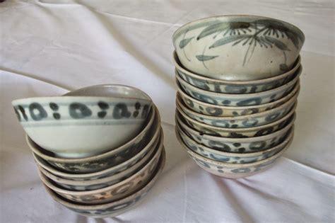 Barang Antik Cina barang antik cina kuno piring mangkuk antik cina kuno