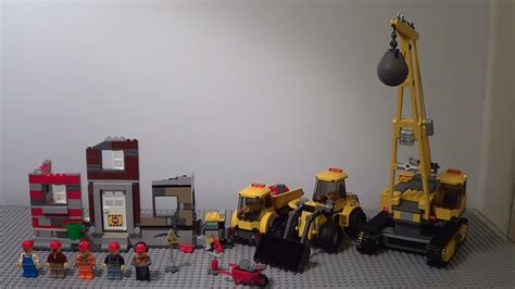 Demolition Site Lego 60076 City lego city 60076 demolition site review