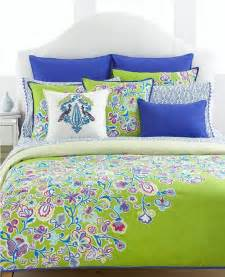 aqua and green comforter with this gorgeous