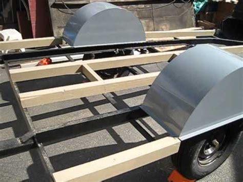 Teardrop Camper Floor Plans 64 Shasta Travel Trailer 16 Ft Custom Rebuild Part Three