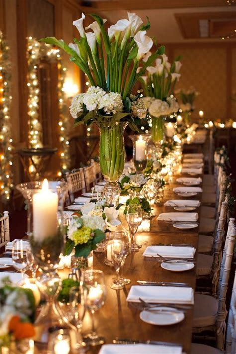 what decorations are suitable for the dining table floral wedding floral and in love on pinterest
