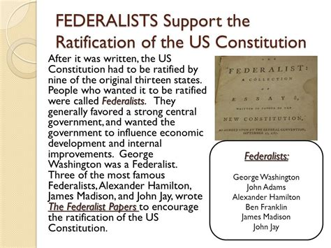 Ratification of the us constitution definition of marriage