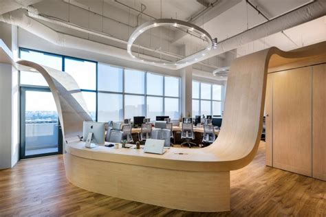 how to design office produce design an open space office of a single continuous
