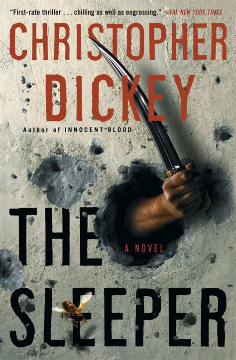 Book Sleeper the sleeper book by christopher dickey official
