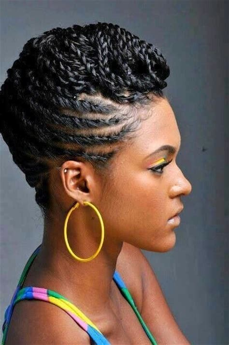 natural braided hairstyles for black women 14 flattering hairstyles for african american women