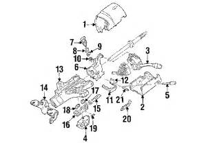 Ford Expedition Exhaust System Diagram 1998 Ford Expedition Parts Ford Parts Center Call 800