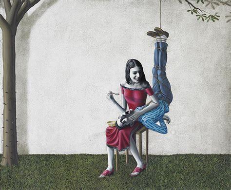 imagenes raras originales pinturas raras perturbadoras pero originales taringa