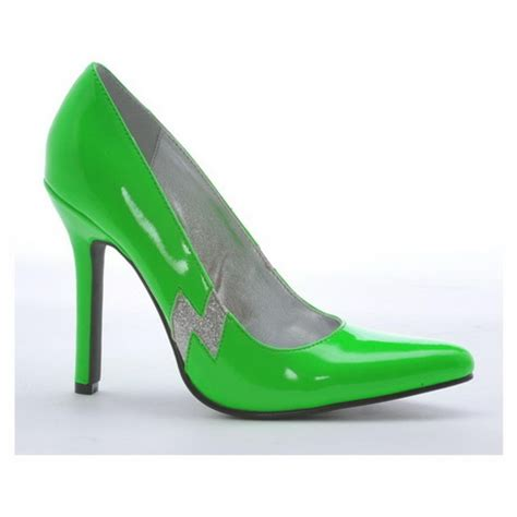 bright green high heel shoes driverlayer search engine