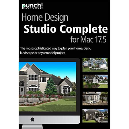 home design software free version for mac punch home design studio complete v17 5 mac version by office depot officemax