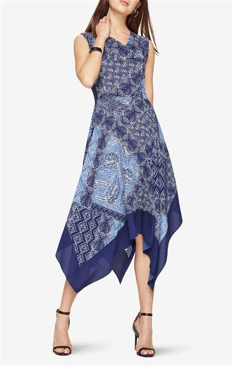 Dress Batik Mc Vs allsa batik printed dress