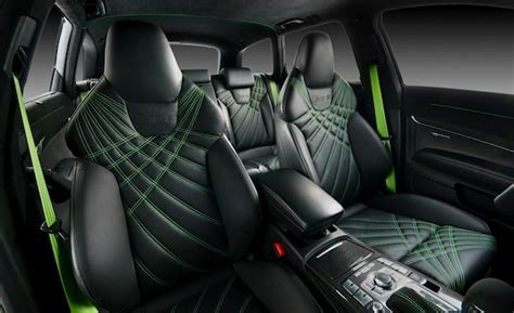 upholstery car photo custom trimmed audi rs 6