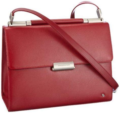 maletin de cuero mujer mandarina duck hera 11ta1 malet 237 n de cuero para mujer