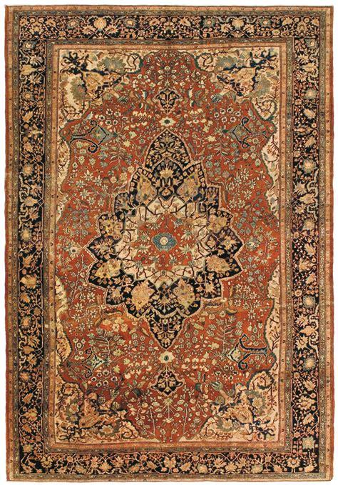 tappeti persiani genova tappeto persiano sarough ferahan seconda met 224 xix secolo