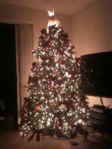 winning the battle on lights artificial trees