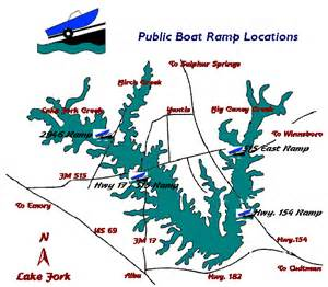map of lake fork map of boat rs on lake fork