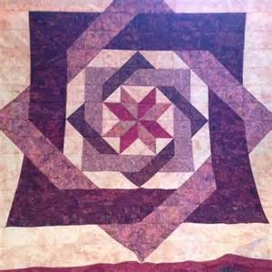 quilting a labyrinth