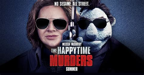 Murder In Time puppet murder mystery the happytime murders gets band