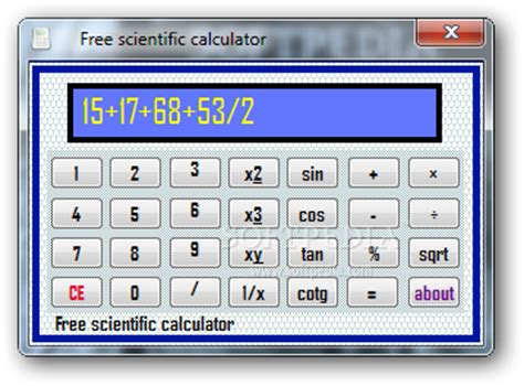free online calculator free calculator free download and software reviews