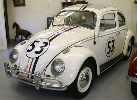 volkswagen beetle herbie herbie the love bug vw beetle