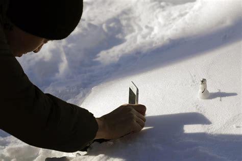 C Nel Maxi 2 55 07cn226 usa sole a new york dopo la maxi tempesta di neve