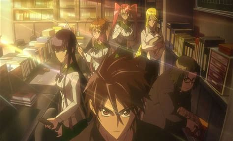 highschool of the dead 31 31 days of anime day ten highschool of the dead